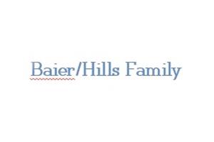 Baier Hills Family